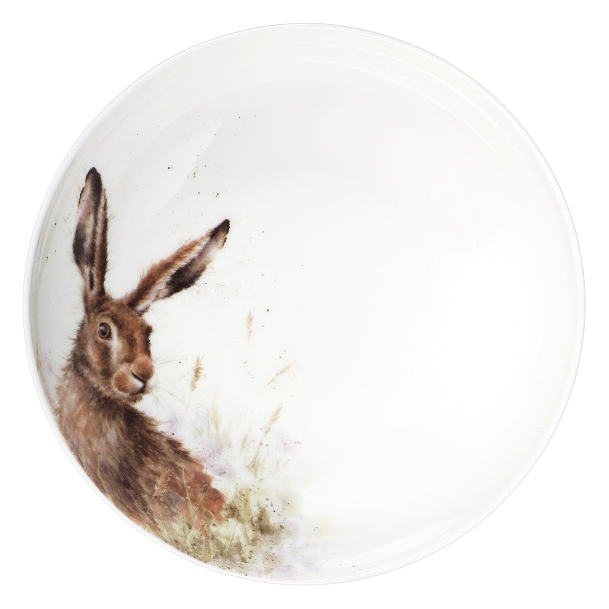 Wrendale 8.6'' Coupe Bowl Hare From Royal Worcester