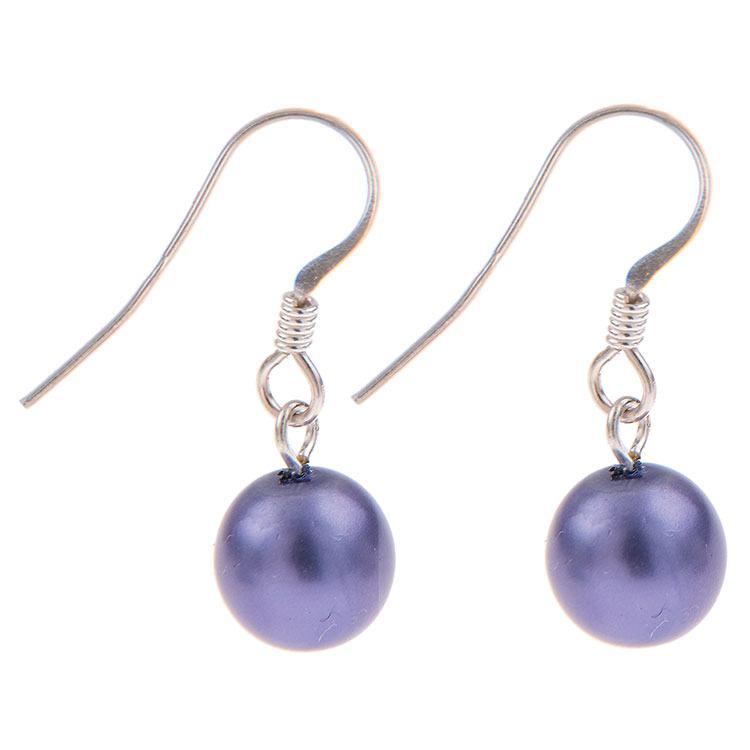 carrie elspeth rainbow harmony blue earrings