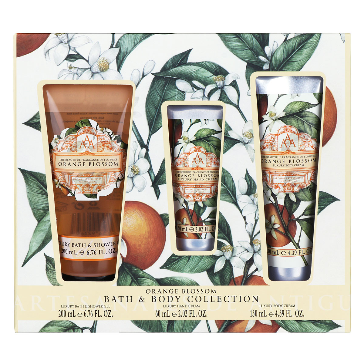 The Somerset Toiletry Co AAA Orange Blossom Bath & Body Collection
