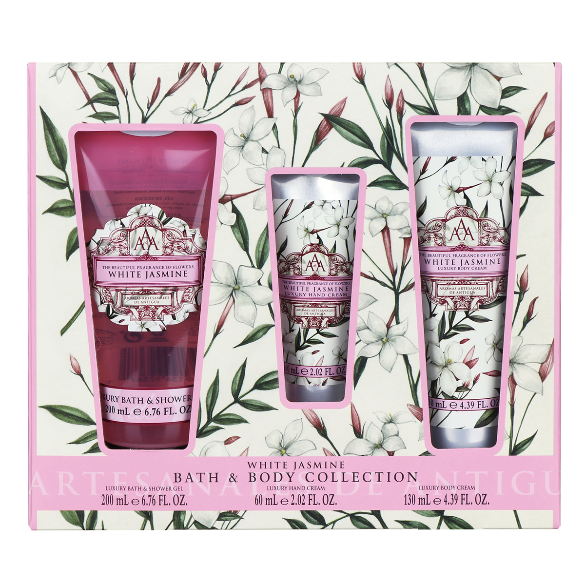 The Somerset Toiletry Co AAA White Jasmine Bath & Body Collection