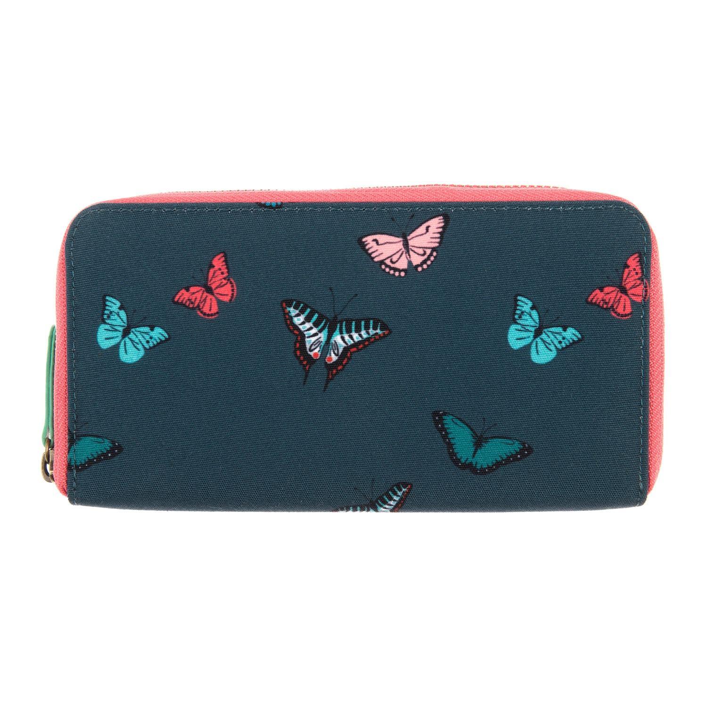 Sophie Allport Butterflies Wallet Purse