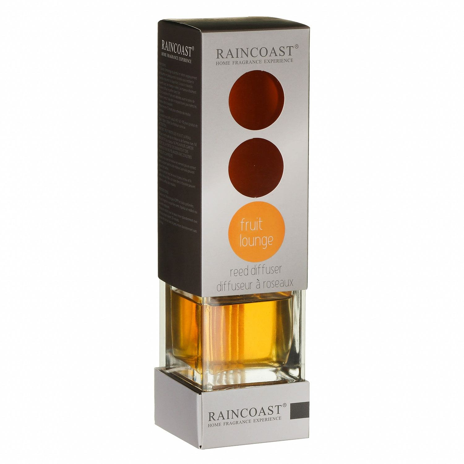 Temptation Raincoast Fruit Lounge Reed Diffuser Temptation Gifts