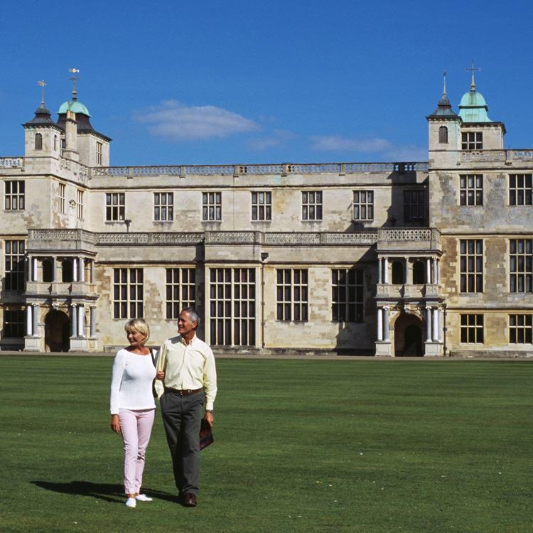 English Heritage Senior Membership for Two