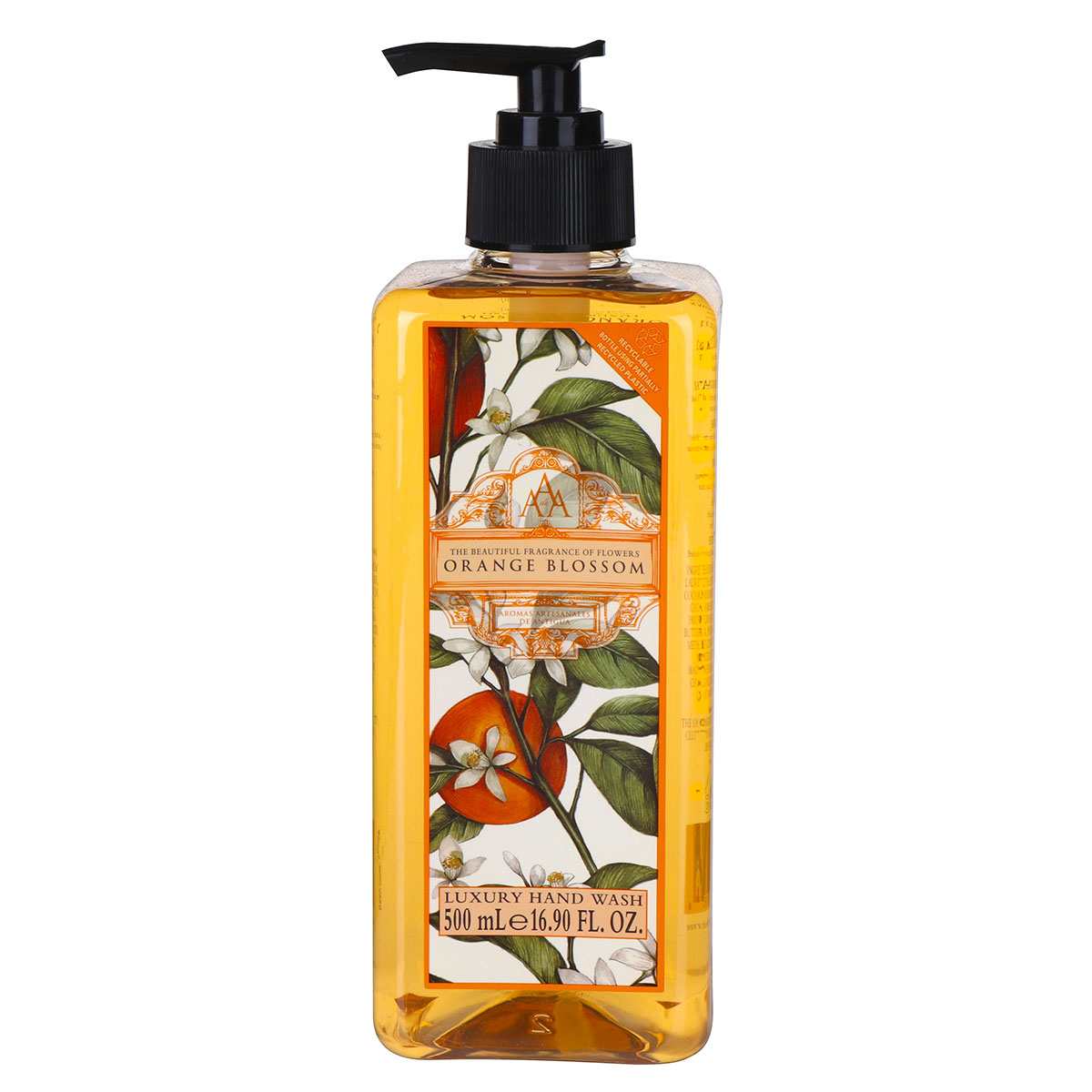 The Somerset Toiletry Co AAA Orange Blossom 500ml Hand Wash