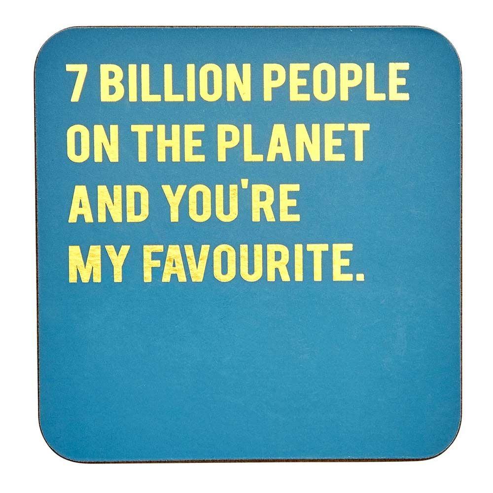 Transomnia Cloud Nine '7 Billion People' Coaster
