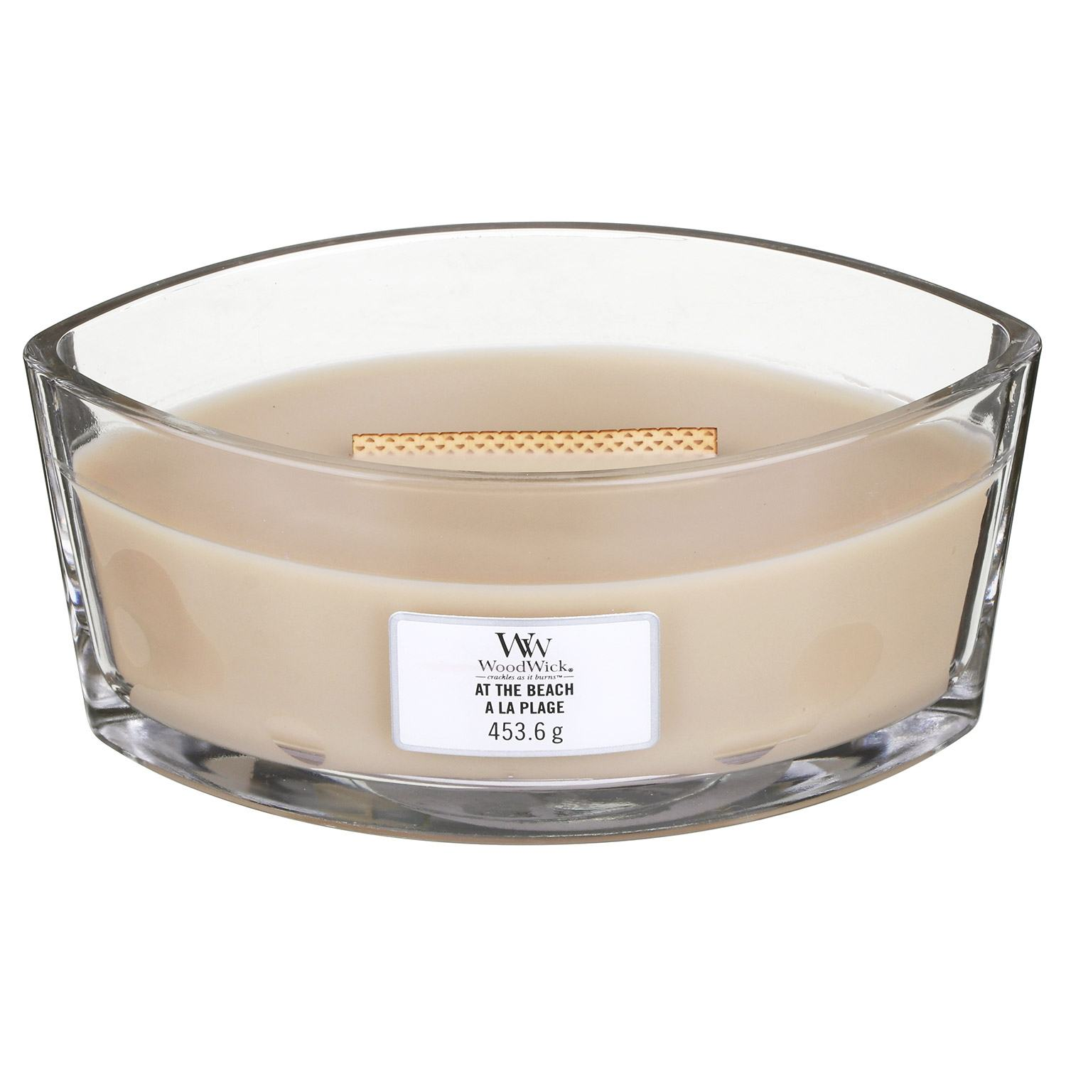 WoodWick At The Beach Hearthwick Ellipse Candle