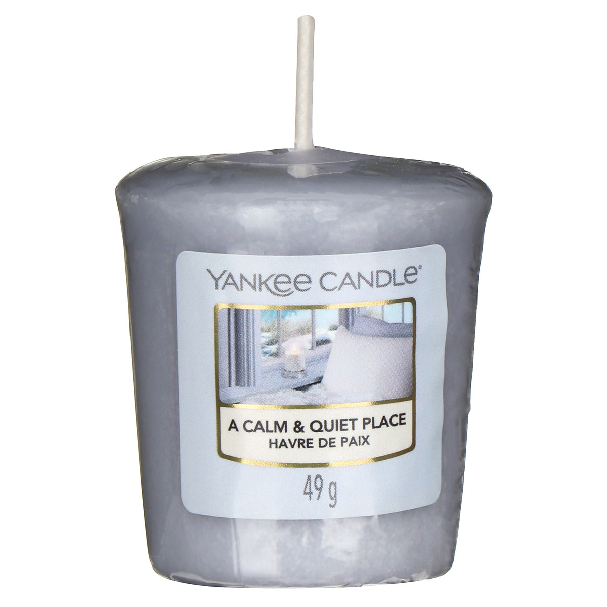 Yankee Candle A Calm & Quiet Place Sampler Votive Candle