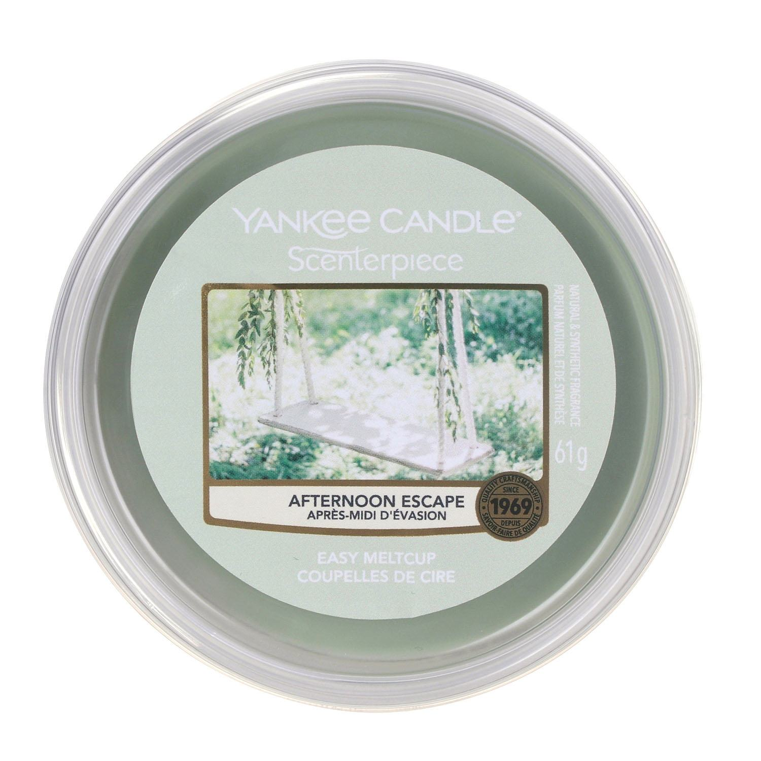 Yankee Candle Afternoon Escape Scenterpiece Melt Cup