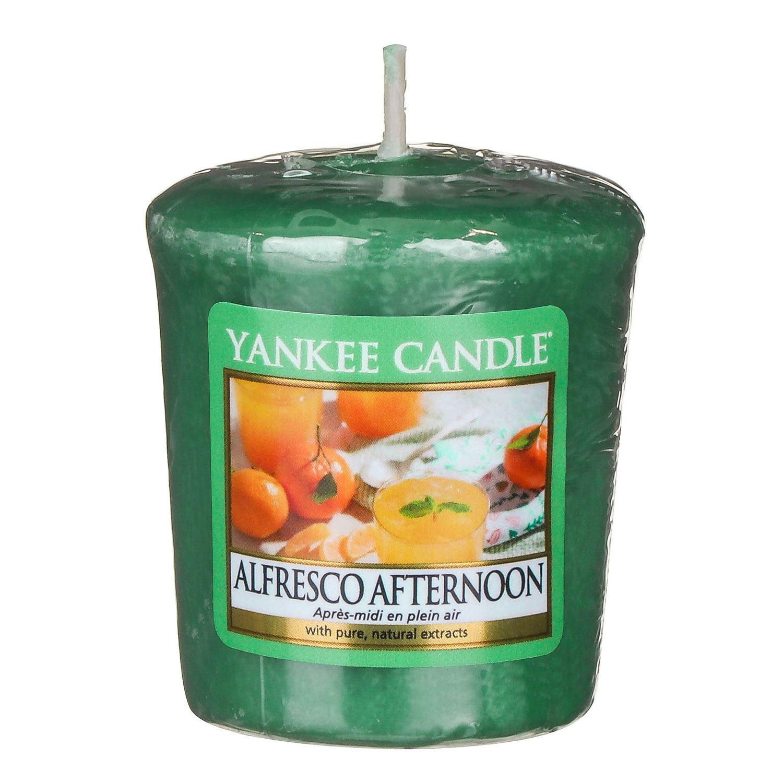 Yankee Candle Alfresco Afternoon Sampler Votive Candle