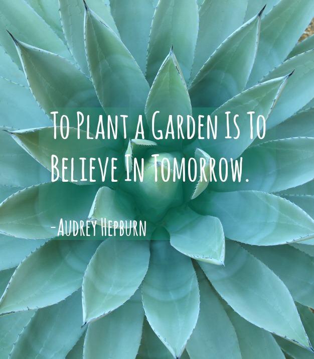 Audrey-Hepburn-garden-quote