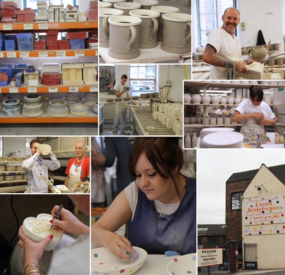 Emma Bridgewater Factory Tour
