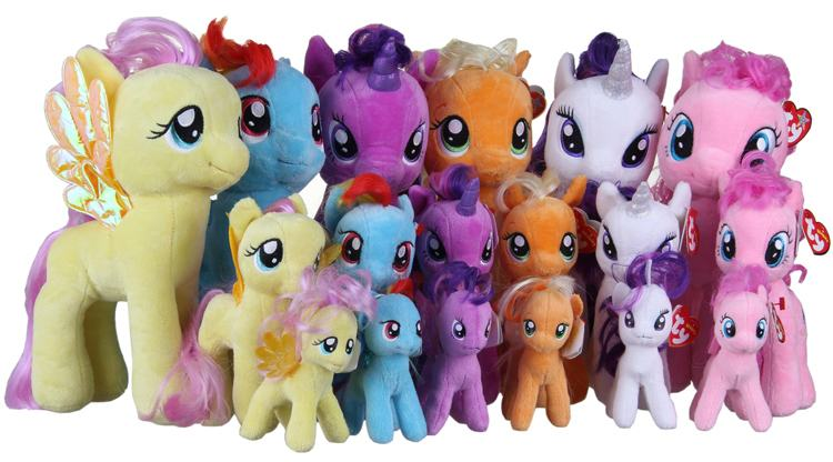 My Little Pony Group Shot