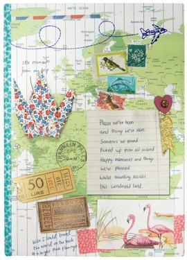 Bon Voyage Notebook