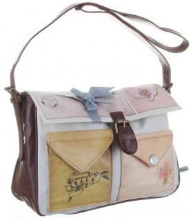 Disaster Designs Love Letters Satchel