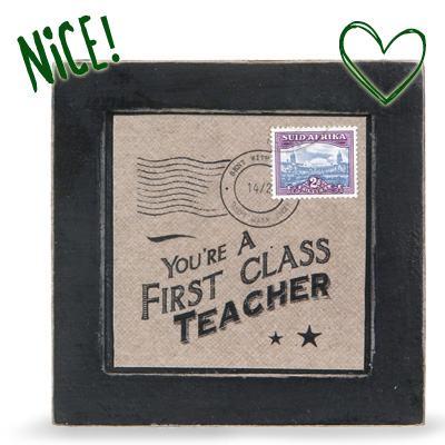 First Class Teacher Picture