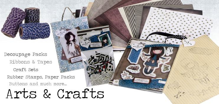 Gorjuss Arts & Crafts