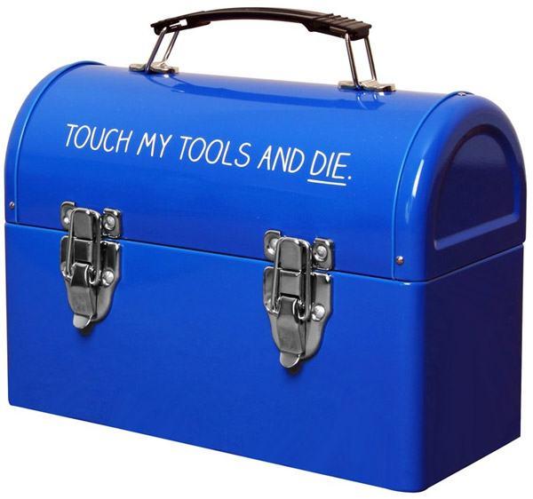 Happy Jackson Tool Box