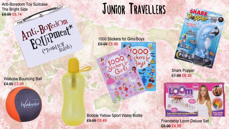 Junior Travellers