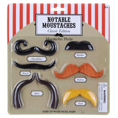 Notable Moustaches