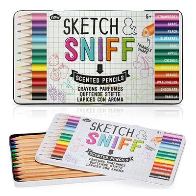 Sketch and Sniff