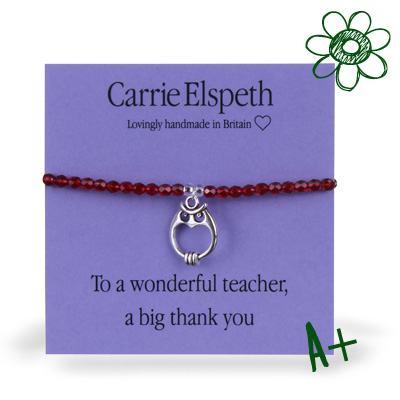 Wonderful Teacher Bracelet