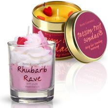 Tinned candles from Bomb Cosmetics