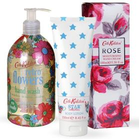 Hand and Body Care from Cath Kidston