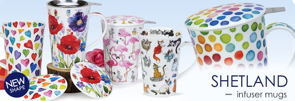 Dunoon Mugs - Huge collection | Discounts on all items | UK
