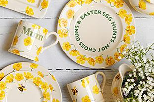 Browse all Buttercups items from Emma Bridgewater