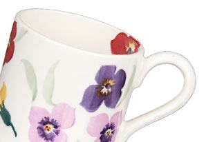 Browse all mugs and cups in Emma Bridgewater range