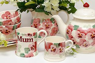 Browse everything in the Pink Pansy range