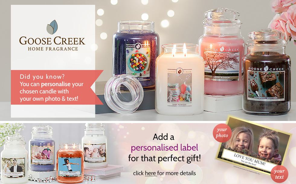 Gooose Creek Candles
