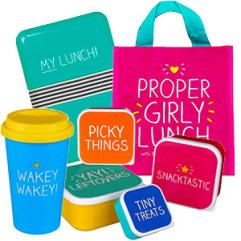 Happy Jackson Lunch Accessories