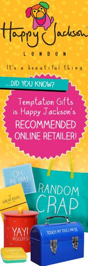 Temptation Gifts is Happy Jackson's Recommended Online Retailer