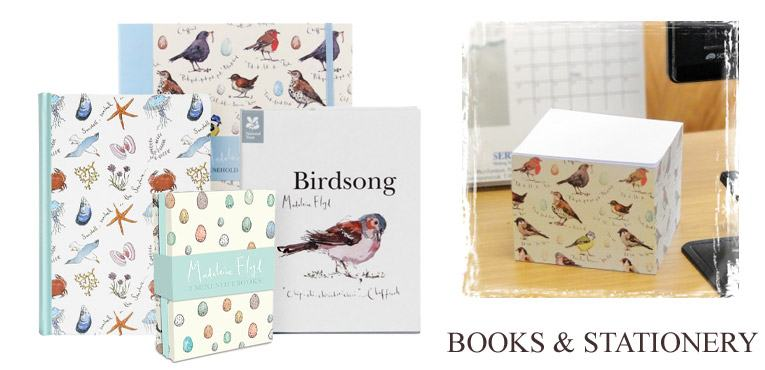 Books and Stationery from Madeleine Floyd