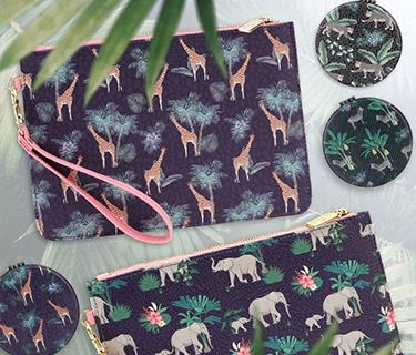 Browse the new Jungle Collection