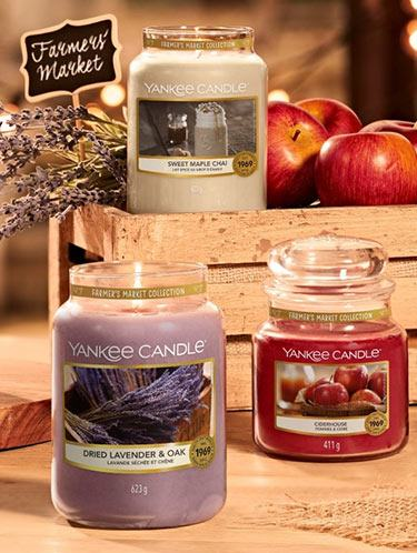 Browse New Arrivals from Yankee Candle