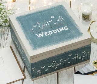 Keepsake Wedding Boxes