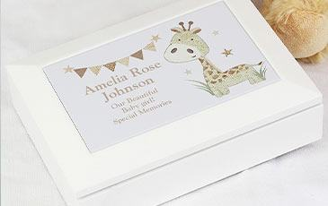 Personalised Baby & Christening Gifts