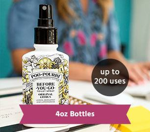 Poo Pourri 4oz Bottles