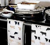 Sophie Allport Cows range