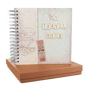 Scrap Books & Photo Albums