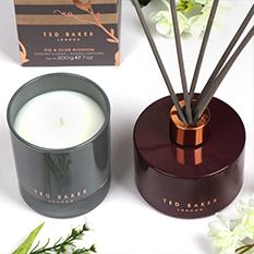 Ted Baker Candles & Diffusers