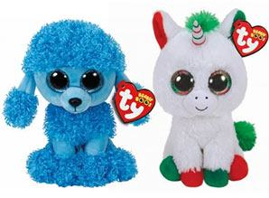 Ty Plush Toys - Boos, Buddies, Flippables and more with at