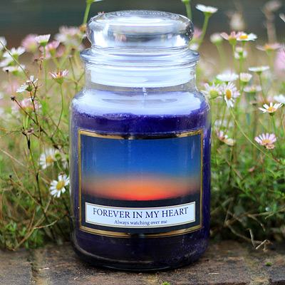 Personalise Large Jar Candles