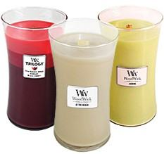 Woodwick Large Candles