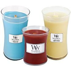 Woodwick Single Scent Scandles