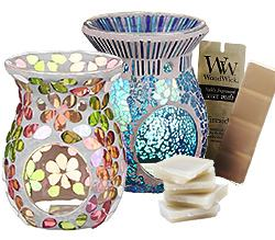 Woodwick Wax Melts & Burners