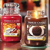 Café Culture collection from Yankee Candle