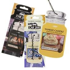 Car Fragrances from Yankee Candle